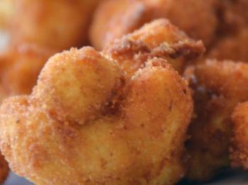 """LE RICETTE: """"Cavolfiore fritto"""""""