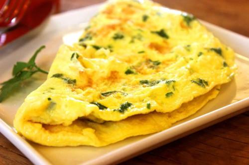 LE NOSTRE (VOSTRE) RICETTE: Omelette verde