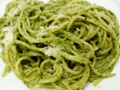 LE NOSTRE (VOSTRE ) RICETTE: Spaghetti alla rucola
