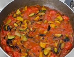 LE NOSTRE (VOSTRE) RICETTE: Friggione con peperoni, pomodori e melanzane
