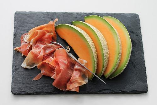 LE NOSTRE (VOSTRE) RICETTE: A tavola con il melone