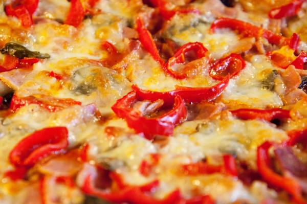 LE NOSTRE (VOSTRE RICETTE): Peperoni con patate e pomodorini