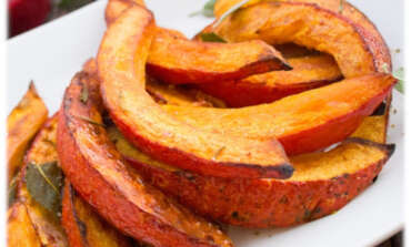 LE NOSTRE (VOSTRE RICETTE): Zucca al forno