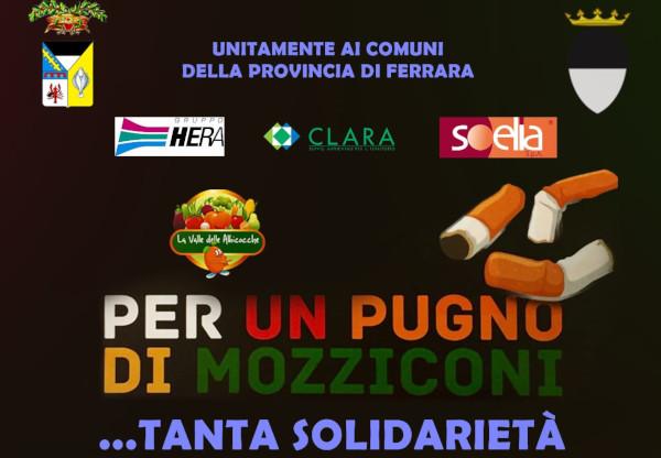 """""""Per un pugno di mozziconi""""… in piazza a Ferrara"""