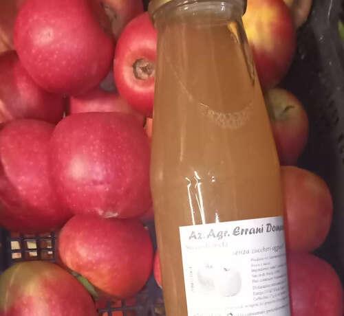 La novità 2021: succo di mela senza zuccheri aggiunti