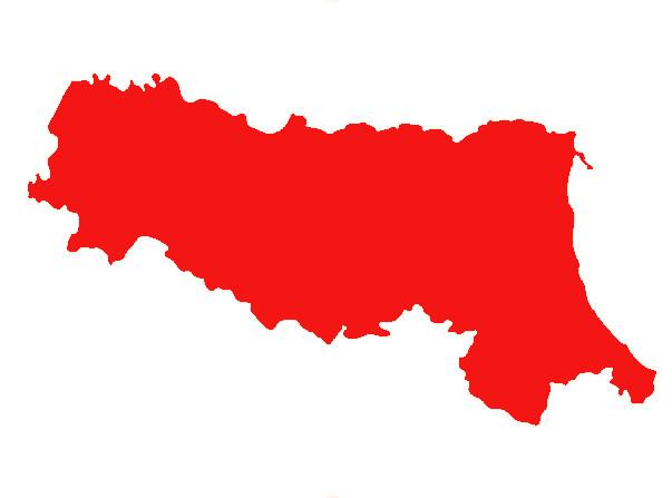 Coronavirus: Emilia Romagna in rosso (almeno) fino al 13 aprile